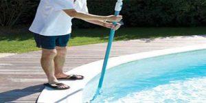 Quand, Pourquoi, Comment utiliser balai de piscine