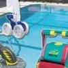 Aspirateur de piscine