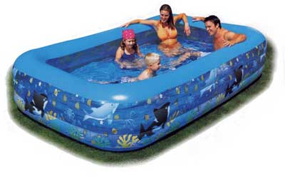 Les diff rents syst mes d 39 tanch it de piscine for Piscine plastique