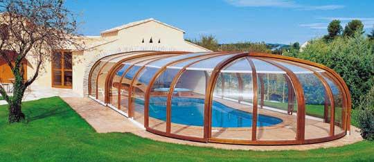 Comment fabrique une veranda saint etienne 16 - Abri piscine hors sol saint etienne ...