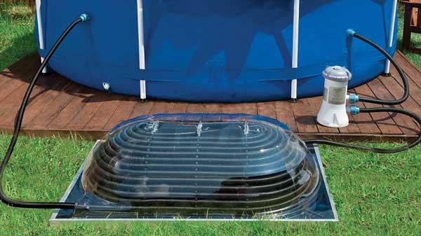 chauffage solaire piscine est ce vraiment int ressant