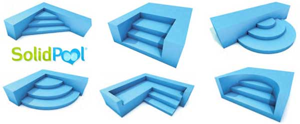 choisir son escalier de piscine. Black Bedroom Furniture Sets. Home Design Ideas