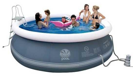 piscine autoportée zodiac