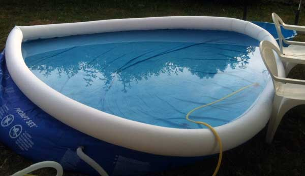 Comment bien installer sa piscine autoport e for Pompe a chaleur piscine solde