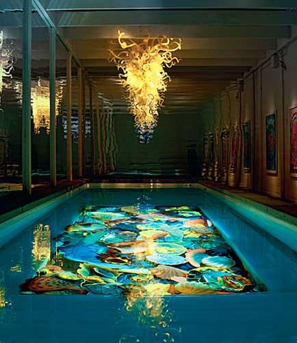 Peinture piscine 3 situations o c 39 est le rev tement privil gier for Peinture pour piscine