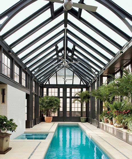 Abri de piscine en acier avantages inconv nients for Avantage service piscine biot
