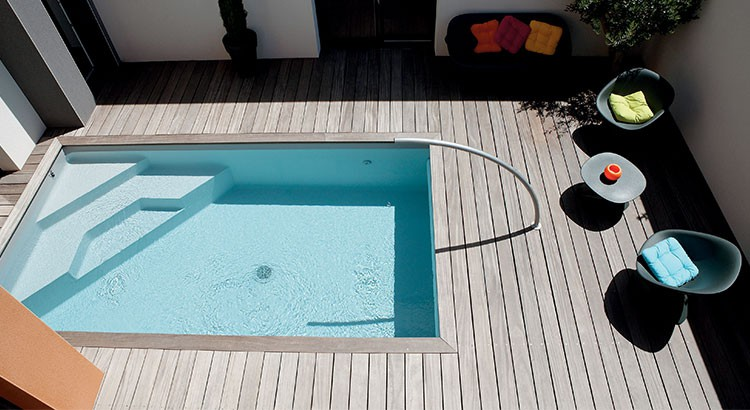 La mini piscine guide pratique - Mini piscines enterrees ...