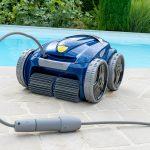 Robot électrique pour piscine : C'est quoi ? Avantages Inconvénients