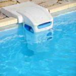 La filtration intégrée ou groupe monobloc de filtration de piscine