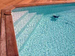 Entretien liner piscine