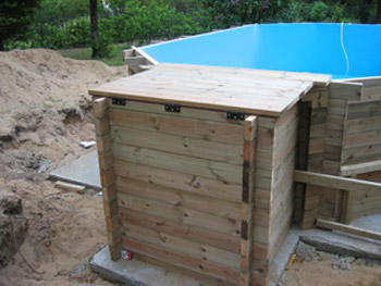local technique : trouver le bon compromis pour sa piscine - Construire Un Local Technique Pour Piscine