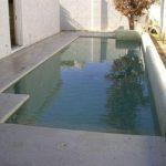 Un mauvais emplacement de piscine ?