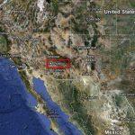 Evolution des piscines à Phoenix (Arizona USA) des années 1950 aux années 2000