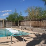 Evolution design piscines : Phoenix, Arizona USA - Années 1950 et 1960