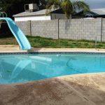 Evolution design piscines : Phoenix, Arizona USA - Années 1970