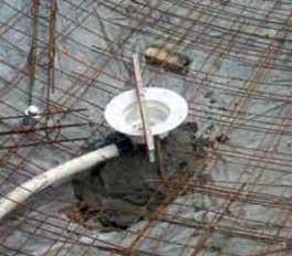 installation bonde fond piscine - Piece A Sceller Pour Piscine Beton