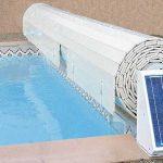 Volet roulant piscine  : 2 possibilités