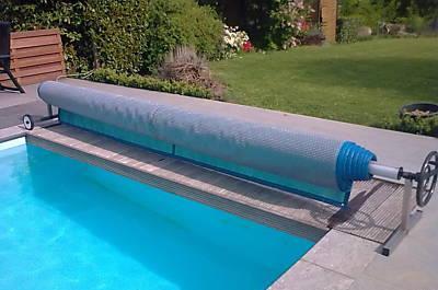 bache piscine en l