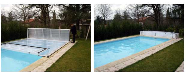 Abris piscine pas cher abri de piscine dme jessica with for Abri piscine octogonale