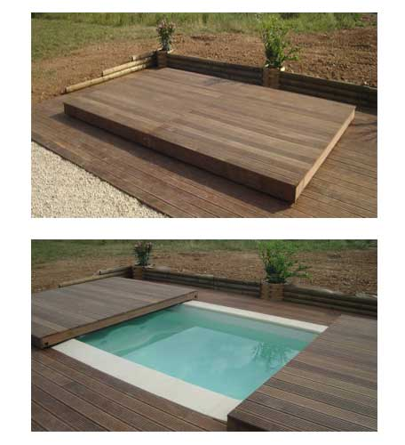 terrasse mobile pour piscine est elle faite pour vous. Black Bedroom Furniture Sets. Home Design Ideas