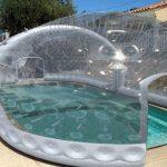 L'abri de piscine gonflable : un concept à part dans le monde des abris