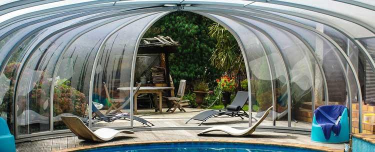 Un modèle cintré de la gamme www.abricintral.com