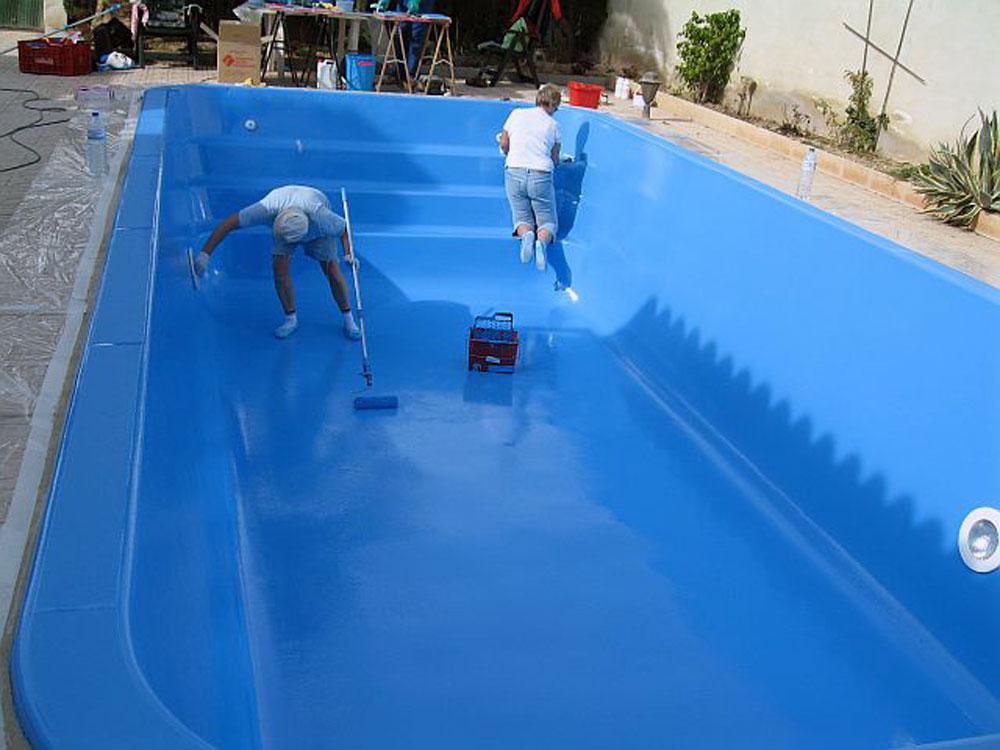 Comment repeindre une piscine coque for Piscine coque acrylique