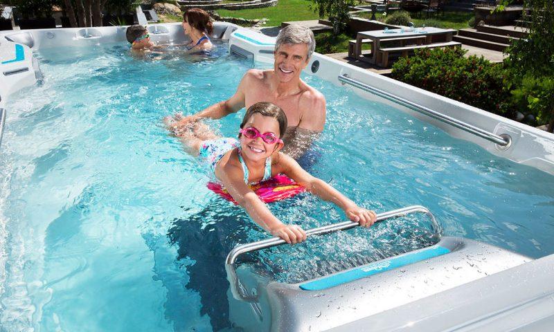 spa de nage endless pools