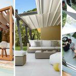 Les 7 Aménagements Possibles Pour Ombrager Sa Terrasse et Se Protéger du Soleil