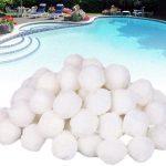 Les Balles Filtrantes pour Piscine